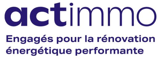 Logo d'Actimmo